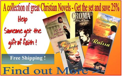 Christian Novels Set (In English)