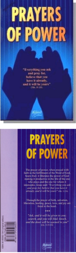 Prayers of Power (In English)
