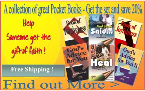 Christian Pocket Books (In English)