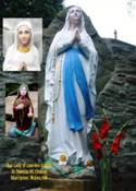 Our Lady of Lourdes Post Card No.1